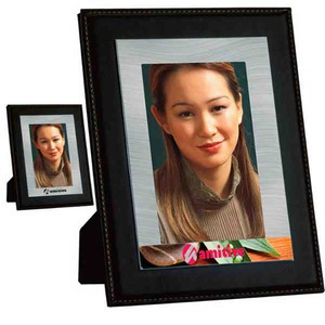 Custom Printed Leather Like Photo Picture Frames