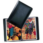 Custom Imprinted Simulated Leather Photo Albums