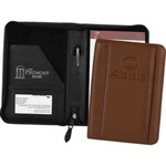 Custom Imprinted Leather Planners And Organizers