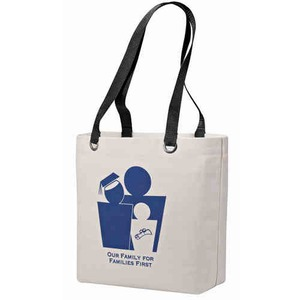 Custom Printed LEEDS Illusions Convention Totes