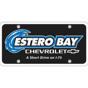 Custom Printed License Plate Inserts For Under A Dollar