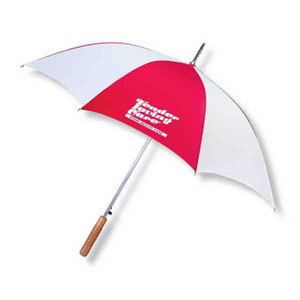 Custom Printed Logoview Umbrellas