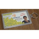 Custom Printed Lottery Number Selector Keychains