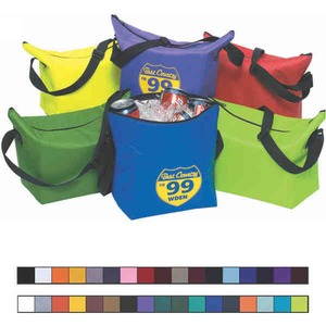 Custom Imprinted Luau Beach Cooler Bags Luau