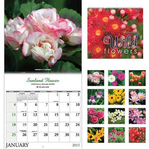 Custom Imprinted Luau Themed Calendars