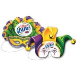 Custom Printed Mardi Gras Promotional Items