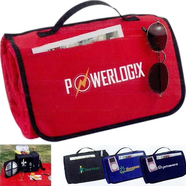 Custom Printed 1 Day Service Waterproof Picnic Cooler Sets