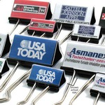 Custom Printed Binder Clips