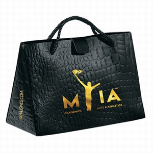 Custom Printed Medium Box Bags