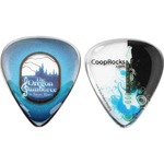 Custom Printed Medium Guitar Picks
