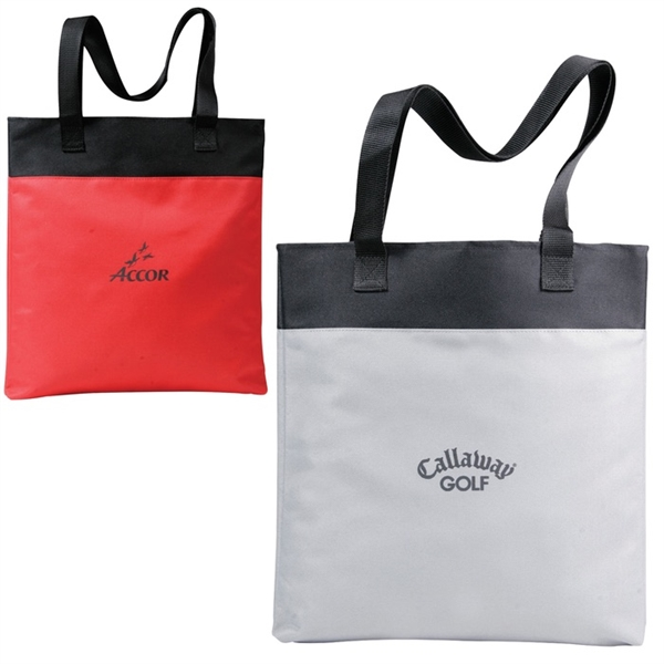 Custom Printed Canadian Manufactured Extend Leisure Tote Bags