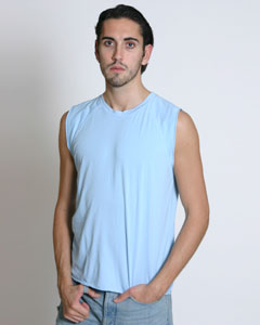 Mens Alternative Sleeveless Tank Tops, Imprinted With Your Logo!