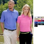 Custom Printed Mens Golf Polo Shirts
