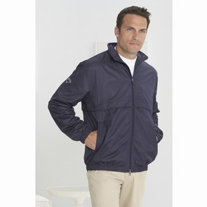 Custom Printed Mens Callaway Corporate Full Zip Wind Jackets