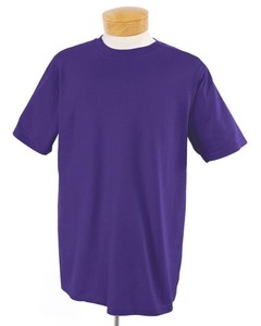 Custom Imprinted Purple Color T-Shirts