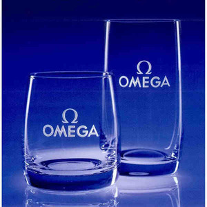 Custom Printed Meridian Drinkware Crystal Gifts