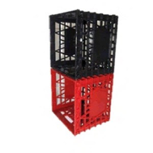 Milk Crates, Custom Imprinted With Your Logo!