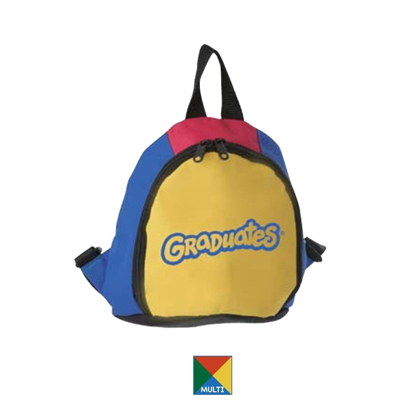 Custom Printed Kids Backpacks