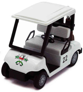 Custom Printed Mini Golf Carts