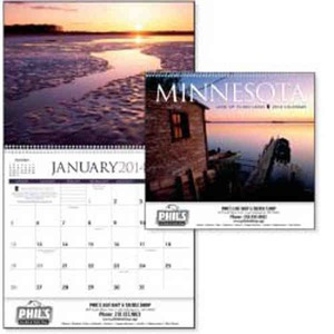 Custom Printed Minnesota Appointment Calendars