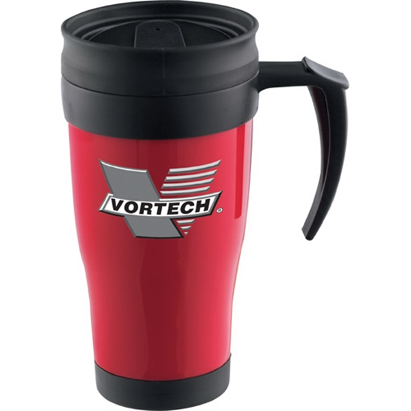 1 Day Service Travel Mug Gift Sets, Custom Made With Your Logo!