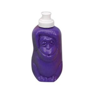 Custom Printed Monkey Shaped Sports Bottles