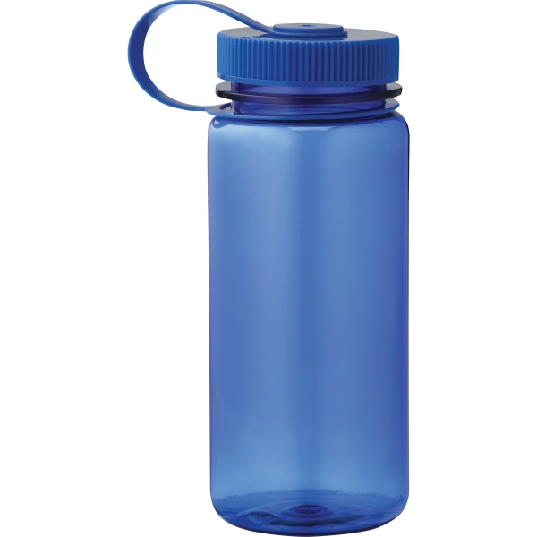 1 Day Service 18oz. Polycarbonate Sports Bottles, Customized With Your Logo!