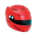 Custom Imprinted Motorcycle Helmet Stress Relievers