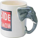 Customized Republican Campaign Elephant Shaped Mugs