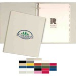 Custom Printed Recycled Binders