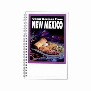Custom Printed New Mexico State Cookbooks