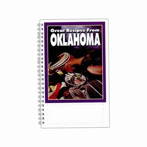 Custom Printed Oklahoma State Cookbooks