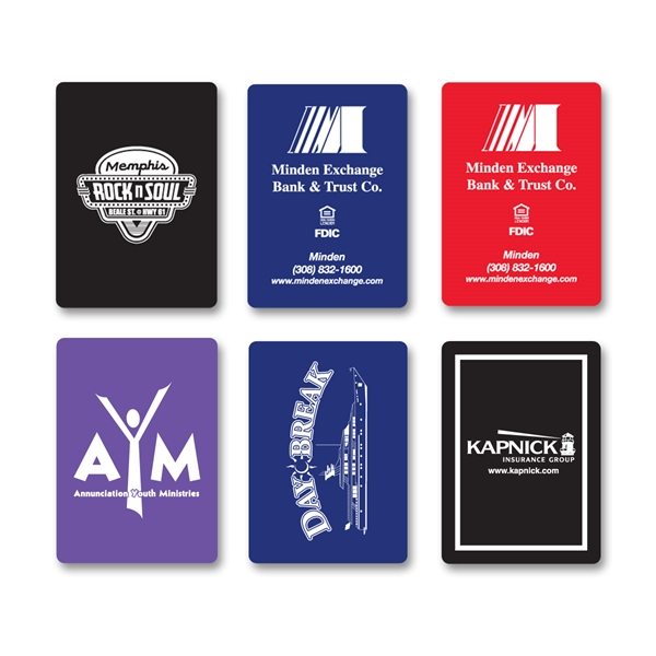Custom Printed Casino Style Playing Cards