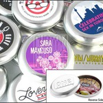 Custom Printed One ® Condom Tins
