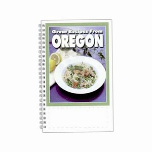 Custom Printed Oregon State Cookbooks