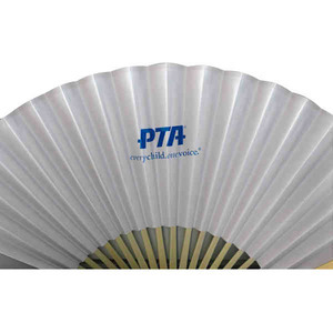 Custom Printed Asian Folding Fans