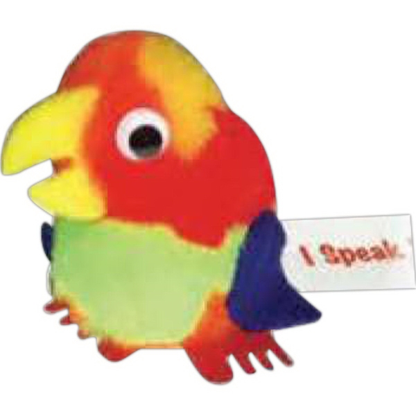 Custom Printed Parrot Animal Themed Weepuls