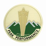 Custom Engraved Peak Performance Emblems and Seals