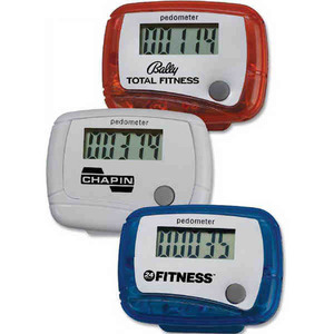 Custom Printed Pedometers