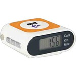 Custom Imprinted Pedometers with Safety Protective Alarms