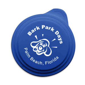 Pet Food Can Lids For Under A Dollar, Custom Imprinted With Your Logo!