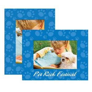Custom Printed Pet Paper Picture Frames