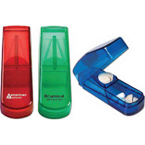 Pill Cutters, Custom Imprinted With Your Logo!