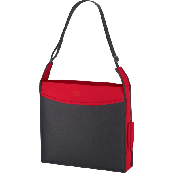 1 Day Service PVC Tote Bags, Custom Imprinted With Your Logo!