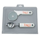 Custom Printed Pizza Cutter Gift Sets
