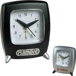 Custom Imprinted Plastic Clocks