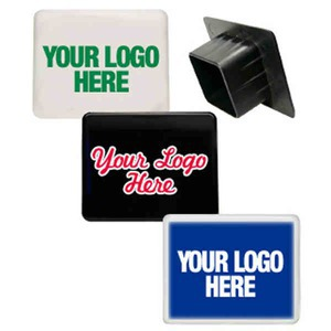 Custom Imprinted Plastic Hitch Covers