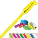 Customized Plastic Wrist Bands