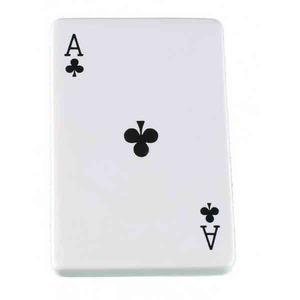 Custom Imprinted Playing Card Stress Relievers