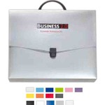 Custom Imprinted Poly Briefcases